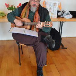 Singen mit Marek Stejskal