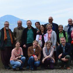 Teilnehmer Pfarreiretraite 2018