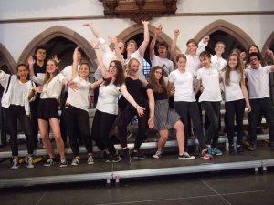 Kinder und Jugendchor- ABBA Workshop in Basel