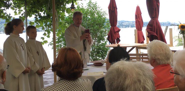 Gottesdienst am See