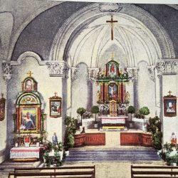 Kirche nach 1915 (Quelle Josef Schmidlin)