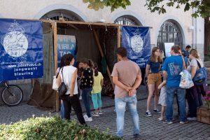 Thalwil sieht Blau-Weiss