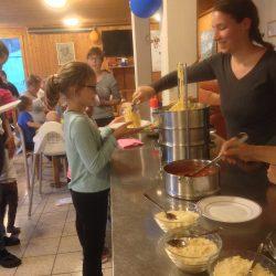 Fam-Ferien 2018 Feine Mahlzeiten