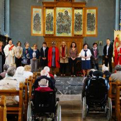 Akklamation Pfarreirat