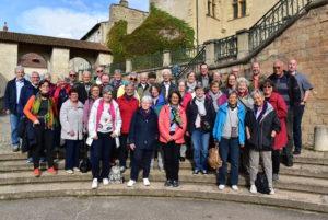 Eindrückliche Tage in Burgund