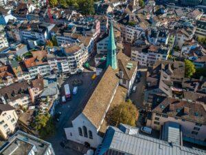 13. Mai: Grussbotschaft der Religionsgemeinschaften in Zürich