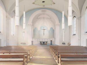 Bericht über die Informationsveranstaltung vom 1. Juni 2021 zur geplanten Kirchenrenovation